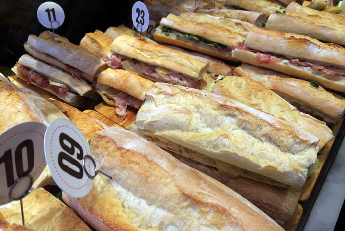 Top 5 panini in pausa pranzo in San Babila - Conosco un posto FS52
