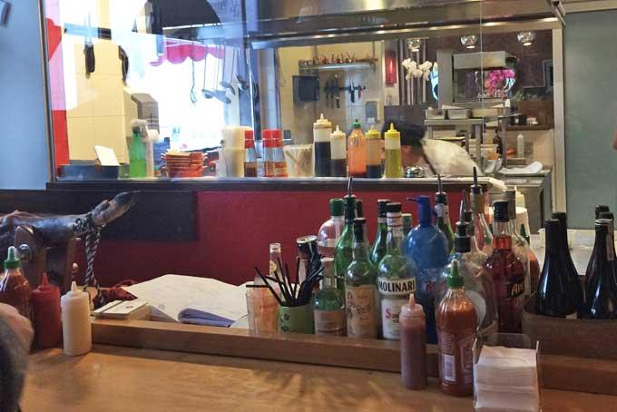 Ristorante Al Mercato Milano Burger Bar_Interno
