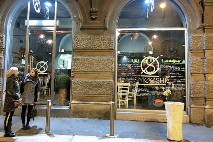 Smøøshi, zuppe e tartine danesi a Milano - Conosco Un Posto