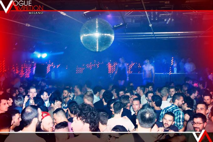 Discoteca Gay Milano Amnesia
