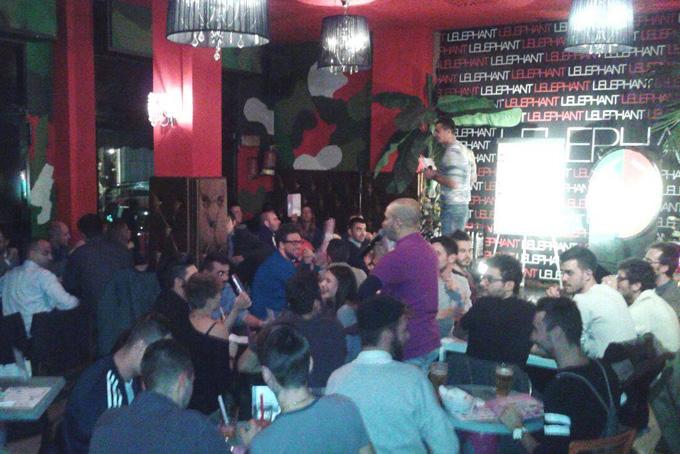 Discoteca Gay Milano Lelephant