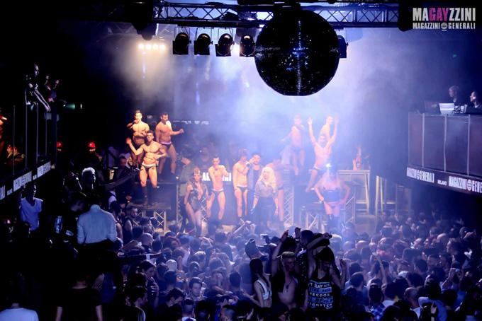 Discoteca Gay Milano Magazzini Generali