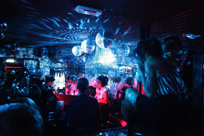Discoteca Gay Milano Plastic