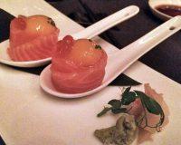Una cena speciale al giapponese stellato Iyo