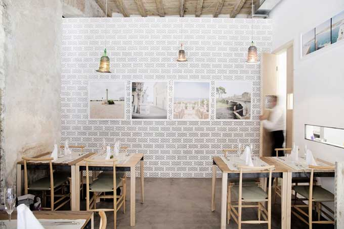 28 Posti Restaurant A Place in Milan