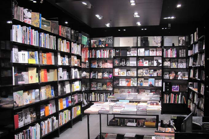 Armani Book Bookshop Milan A Place in Milan