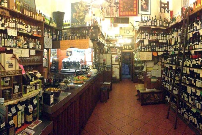 Le Cantine Isola Milan Wine Bar