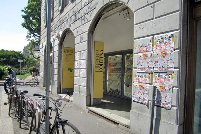 Bookshop Cortina Milan A Place in Milan