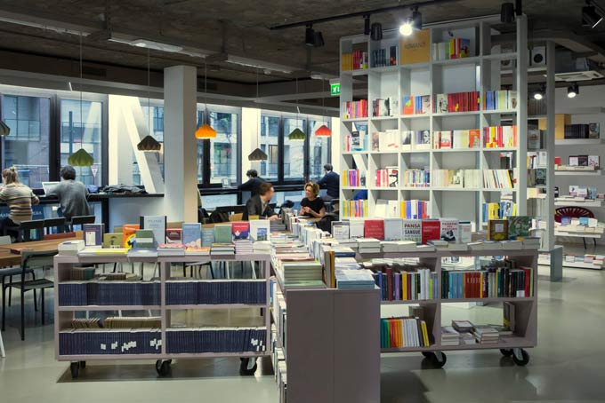 Open Bookshop Milan A Place in Milan