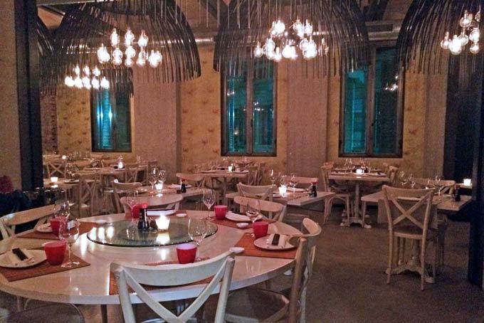 Mi cucina di confine cena fusion a citylife conosco un posto - Ristorante cucina milanese ...