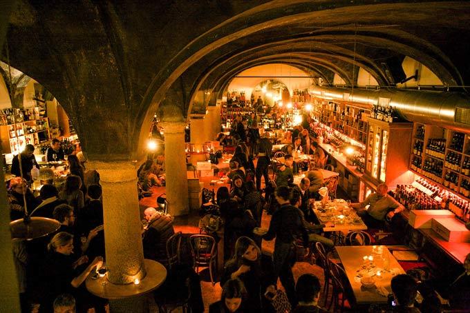N'Ombra de vin Milan Wine Bar