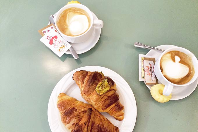Pasticceria Castelnuovo Breakfast Milan A Place in Milan