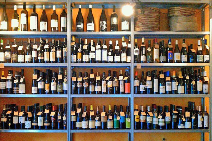 Vino al vino Milan Wine Bar