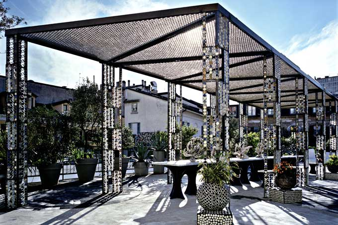 10 Corso Como Rooftop Bar Milan A Place in Milan