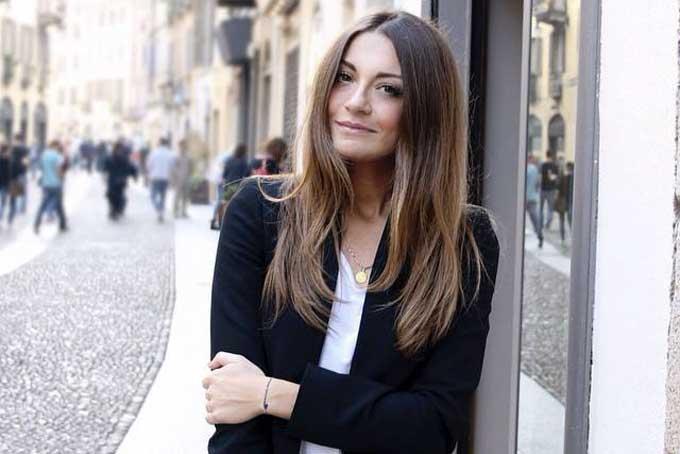 Sara Puccinelli Sarinski Blogger A Place in Milan
