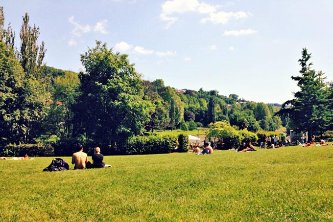 Parco del Valentino Torino Conosco un posto