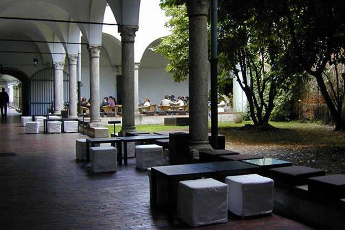 Chiostri di San Barnaba  A Place in Milan