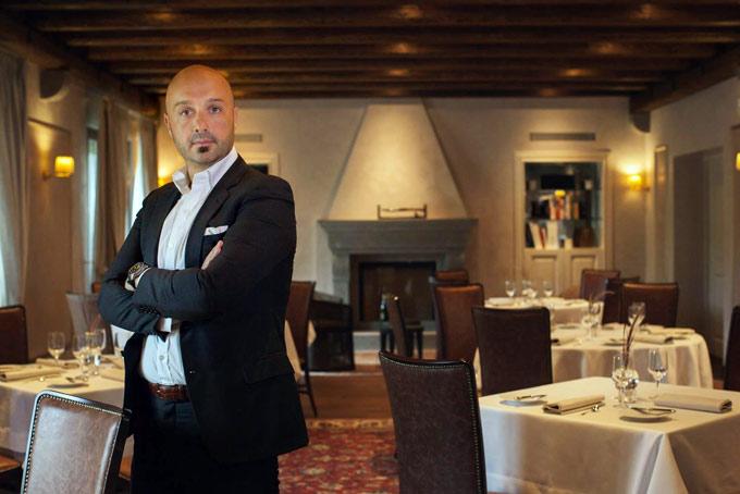 Joe Bastianich A Place in Milan