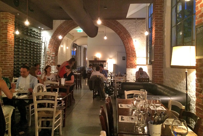 Lovster Milan Restaurant A Place in Milan
