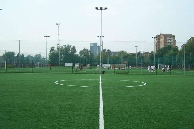 Football City Piazza Tirana Football A Place in Milan
