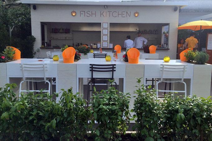 Langosteria Fish Bar Milan A Place in Milan