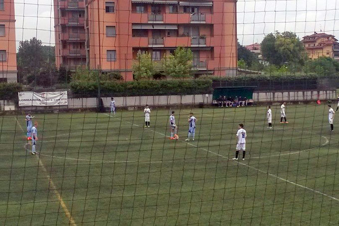 Palauno Football A Place in Milan