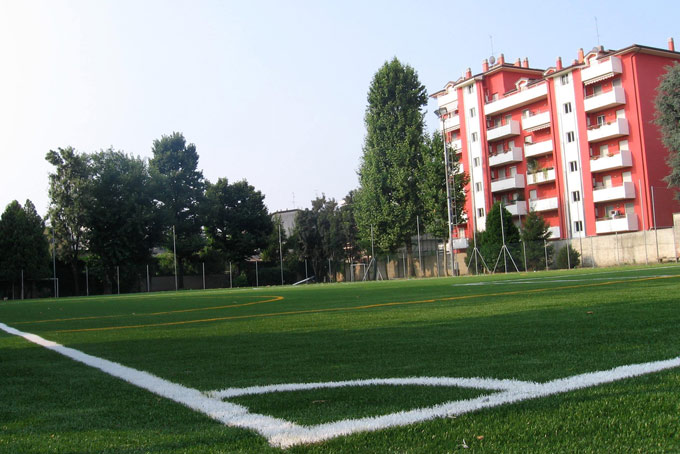 Santa Marcellina Certosa Football A Place in Milan
