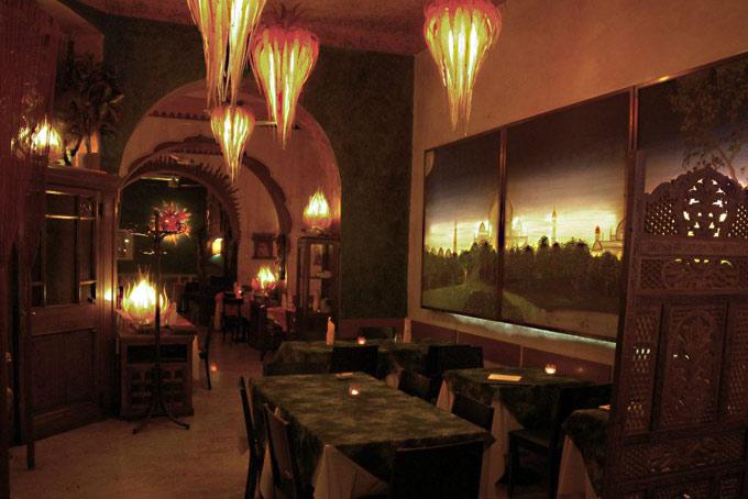 L 39 india a milano da tara conosco un posto for Tara ristorante milano