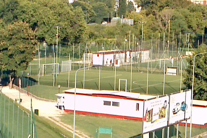 Olmi Football A Place in Milan