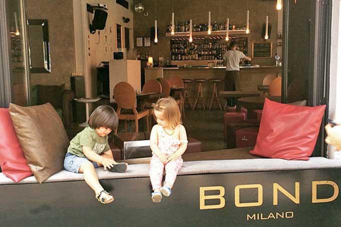Bond Milano Navigli Conosco un posto
