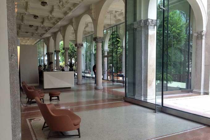 Qc Terme San Pellegrino A Place in Milan