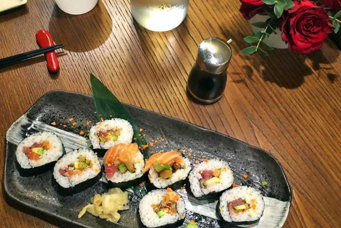 Sushiteca Omacasè Milan Japanese Restaurant A Place in Milan