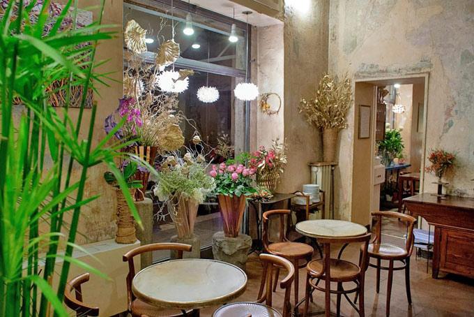 Fioraio Bianchi Milan A Place in Milan