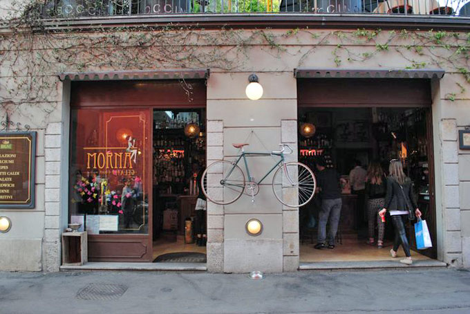 Morna Milan A Place in Milan