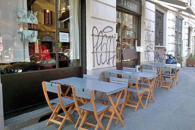Taglio Via Vigevano Milan A Place in Milan