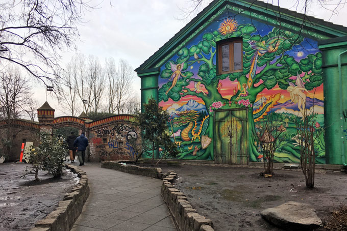 Christiania Copenhagen A Place in Milan