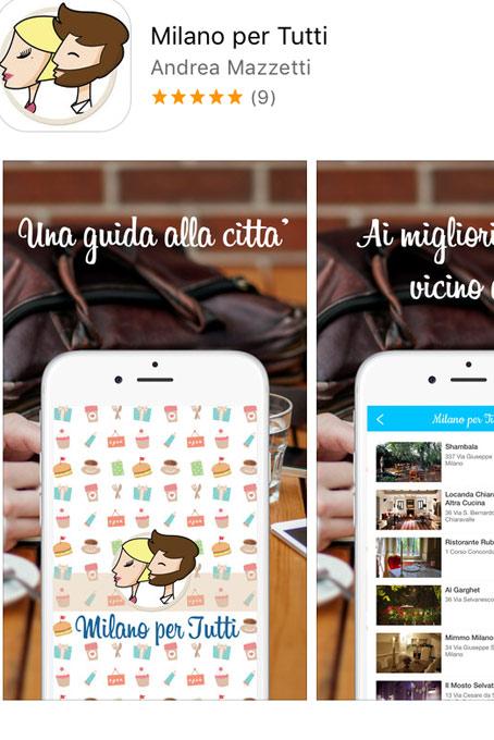 App for Milan