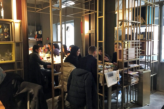 Les Pommes Brunch A Place in Milan