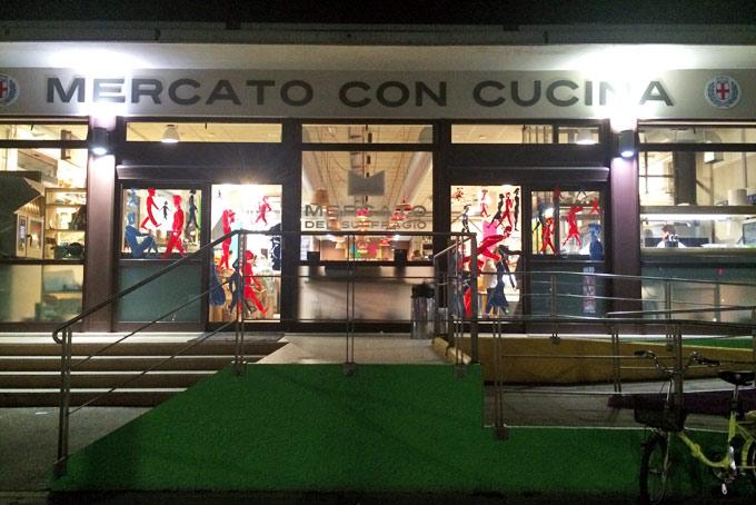 Mercato del Suffragio A Place in Milan