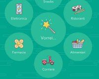 A Milano sbarca Glovo, app che consegna di tutto