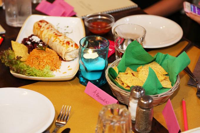 Burrito Milan A Place in Milan