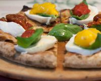 La pizza di Lievità in via Ravizza