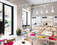 In corso Garibaldi è arrivato il primo Moleskine Café