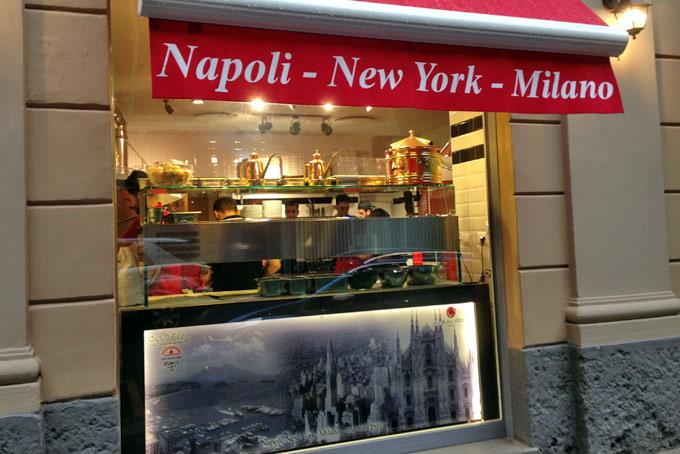Pizzeria Starita A Place in Milan