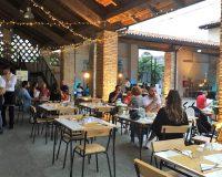 L'aperitivo in cascina del Mare Culturale Urbano in via Novara