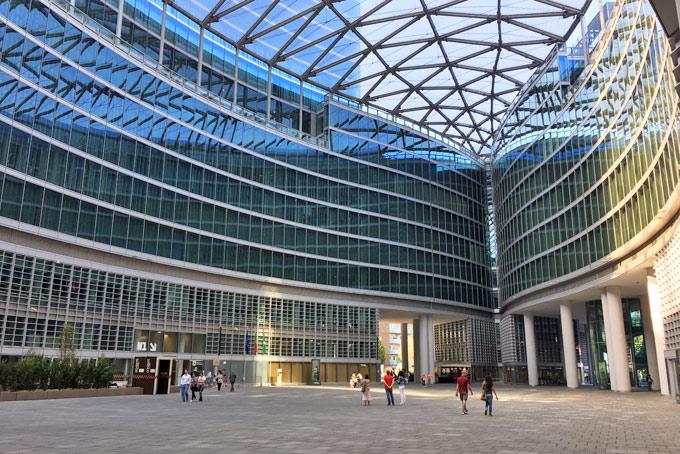 Palazzo Lombardia Belvedere