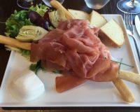 La pausa pranzo da That's Prosciutto in Lotto a Milano