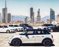 A Milano arriva DriveNow, il car sharing 'di lusso'