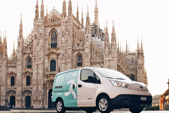 Milkman Home Delivery Milan