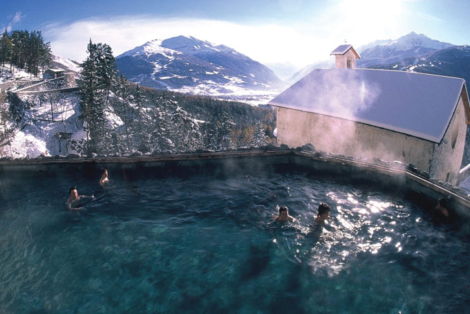 relax in the mountains at the qc terme in bormio – a place in milan